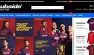 Subside Sports德国:足球球衣和球迷商品
