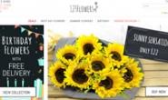 英国123鲜花网站:123 Flowers