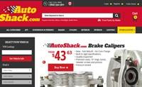AutoShack.com加拿大:北美主要的汽车零部件零售商