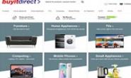 爱尔兰电脑、家电和家具购物网站:Buy It Direct