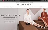 CHARLES & KEITH台湾官网:新加坡时尚品牌