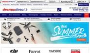 英国最大最好的无人机商店:Drones Direct