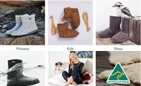 EMU Australia澳大利亚官网:澳大利亚本土雪地靴品牌