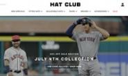 美国帽子俱乐部商店:Hat Club