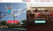 安全的后院和健身蹦床:JumpSport