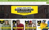 Kathmandu新西兰官网:新西兰户外运动品牌