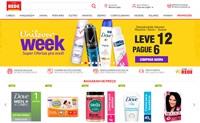巴西化妆品商店:Lojas Rede