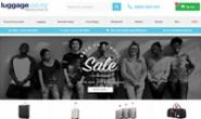 新西兰第一的行李箱网站:luggage.co.nz