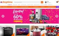 巴西独家产品和现场演示购物网站:Shoptime