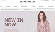 Skin and Threads官方网站:澳大利亚优质生活品牌