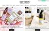 瑞典有机护肤、护发和化妆购物网站:Softskin
