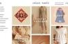 俄罗斯名牌服装网上商店:UNIQUE FABRIC