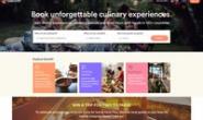 世界各地的当地人的食物体验:Eatwith