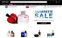 Notino希腊:购买香水和美容产品