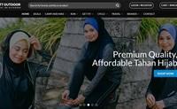 马来西亚户外装备商店:PTT Outdoor