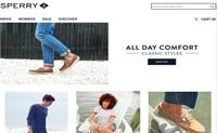 Sperry澳大利亚官网:源自美国帆船鞋创始品牌