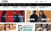 南非最大的在线时尚商店:Zando