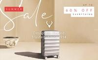 Antler英国官网:购买安特丽行李箱、拉杆箱