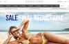 英国设计师泳装、沙滩装和比基尼在线精品店:Beach Cafe