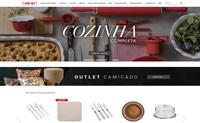 巴西一家专门从事家居和装饰的连锁店:Camicado