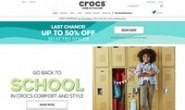 卡骆驰英国官网:Crocs英国