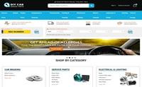 英国DIY汽车维修配件网站:DIY Car Service Parts