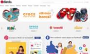 巴西儿童时尚购物网站:Dinda