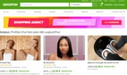 Groupon比利时官方网站:特卖和网上购物高达-70%