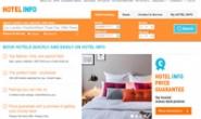 HOTEL INFO英国:搜索全球酒店