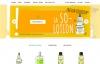 含精油的天然有机化妆品:Indemne