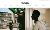 意大利奢侈品综合电商网站:MODES