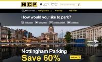 英国排名第一的停车场运营商:NCP