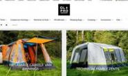 英国领先的露营和露营车品牌之一:OLPRO