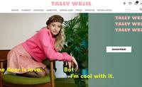 TALLY WEiJL法国网上商店:服装、时装及配饰