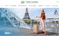 英国旅行箱包和行李箱购物网站:Travel Luggage & Cabin Bags