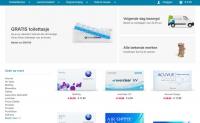 Vision Direct比利时:在线订购隐形眼镜