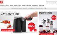 ZWILLING双立人法国网上商店:德国刀具锅具厨具品牌