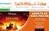 英国景点门票网站:attractiontix