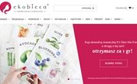 波兰化妆品和护肤品购物网站:eKobieca