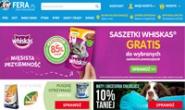 波兰最大的宠物用品网上商店:FERA.PL