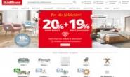 德国家具购物网站:Möbel Höffner
