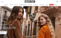 ABOUT YOU罗马尼亚:超过600个时尚品牌