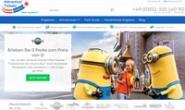 德国排名第一的主题公园门票网站:Attraction Tickets Direct