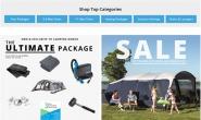 英国一站式露营店:Camping World