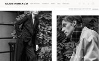 Club Monaco加拿大官网:设计师男女服装