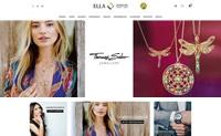 奥地利购买珠宝和手表网站:ELLA JUWELEN