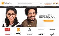 GafasWorld西班牙:购买太阳镜、眼镜和隐形眼镜