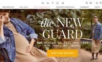 时尚孕妇装:HATCH Collection