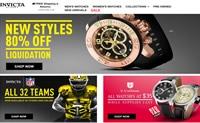 Invicta手表官方商店:百年制表历史的瑞士腕表品牌