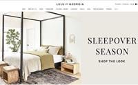 美国家居装饰网上商店:Lulu & Georgia
